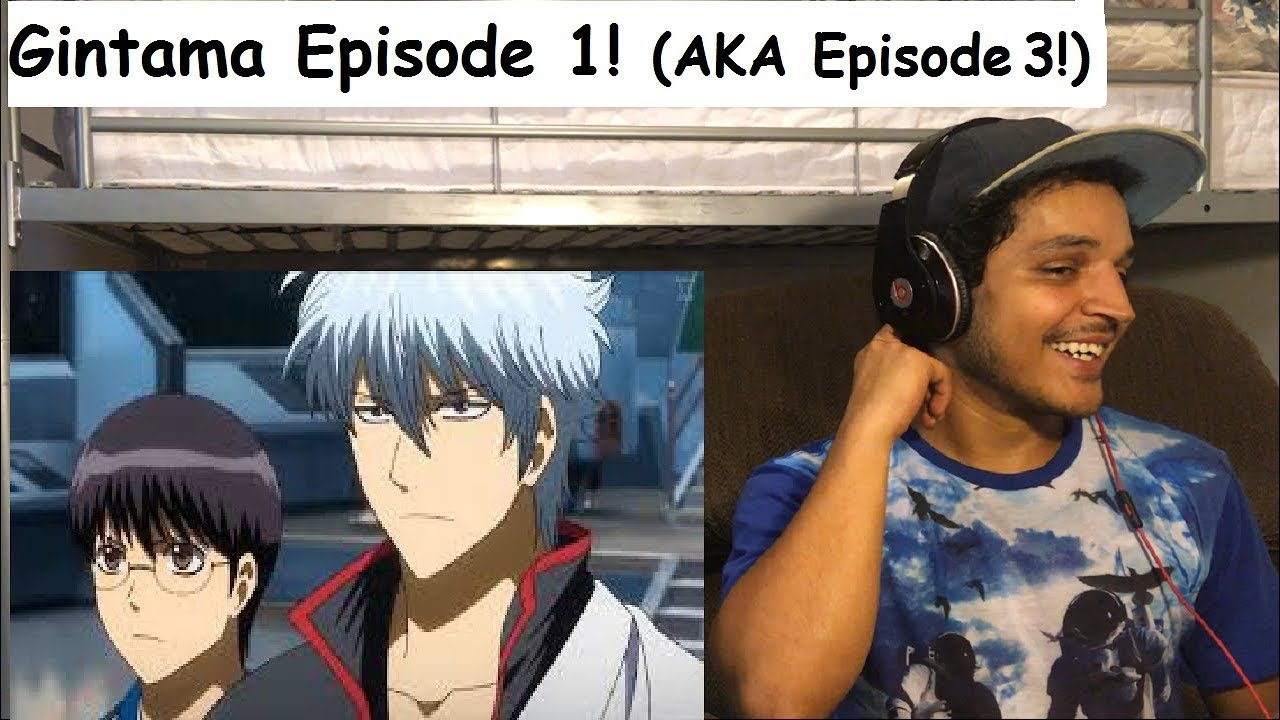 Gintama episode 1