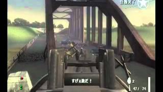 Medal of Honor Vanguard (メダルオブオナー ヴァンガード) ch.4 (PS2)
