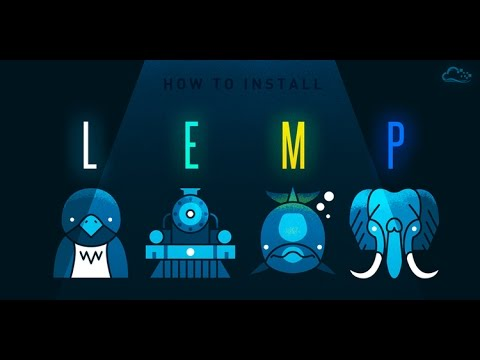 How To Install Linux, Nginx, MySQL, PHP (LEMP Stack) In Ubuntu 16.04/16.10
