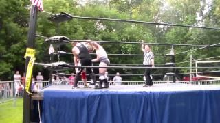 Kevin Storm & Alexander S Kirk  vs Big Dog Rosenthal & BD Smooth