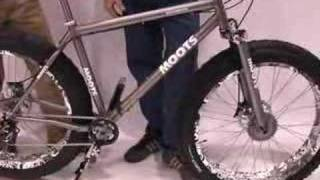 NAHBS - Moots Snow Bike