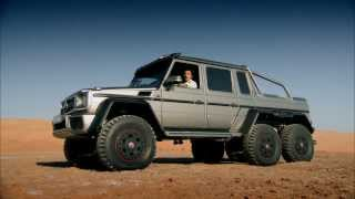 Top Gear - Mercedes G63 AMG 6x6 (SE21E04)
