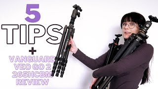 What to look for in a tripod for Outdoor Photography