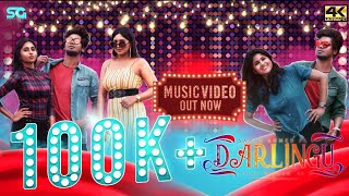 Darlingu - Official Music Video 4K | Samir Ahmed FL | Gramathu Pasanga | Yuvan | Anand | Subashsug