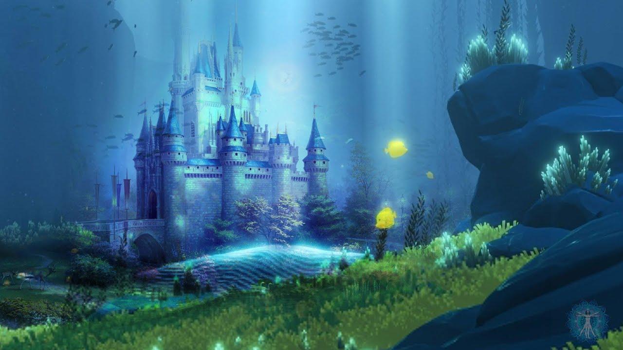 Wallpaper Minecraft 3d Lucid Dreaming Music Deep Sleep Music Underwater