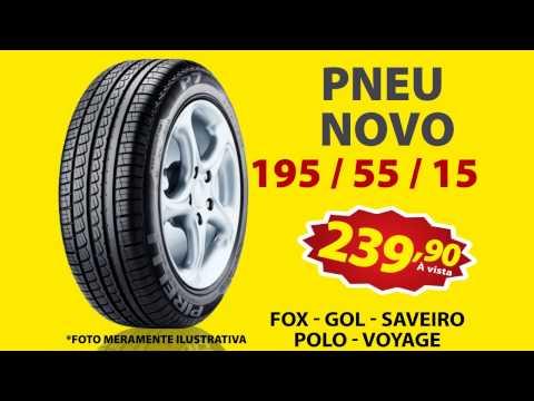 PNEUSACO - PROMOCAO  PNEU 195 55 15