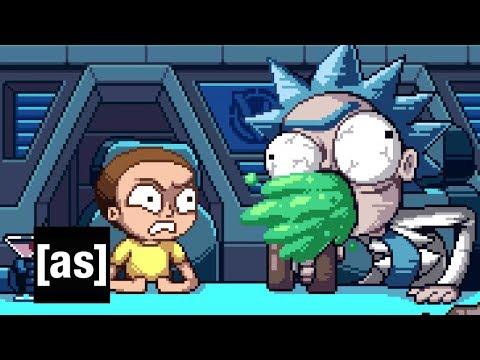 Vindicators | Rick And Morty | Adult Swim