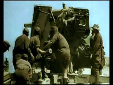 1941-42 Rommel and the Afrika Korps in Action! (HD)