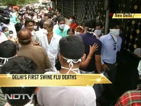 Delhi's First Swine Flu Deaths