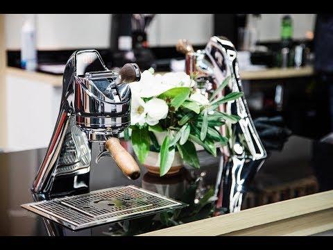 Modbar Espresso AV at Specialty Coffee Expo 2018
