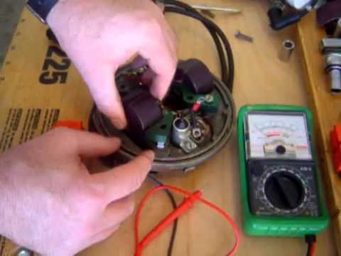 Evinrude Gale And Johnson Ignition Video Part 2 Of 7