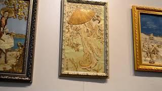 георгий Энгельке о том, как выбрать соломку для картин