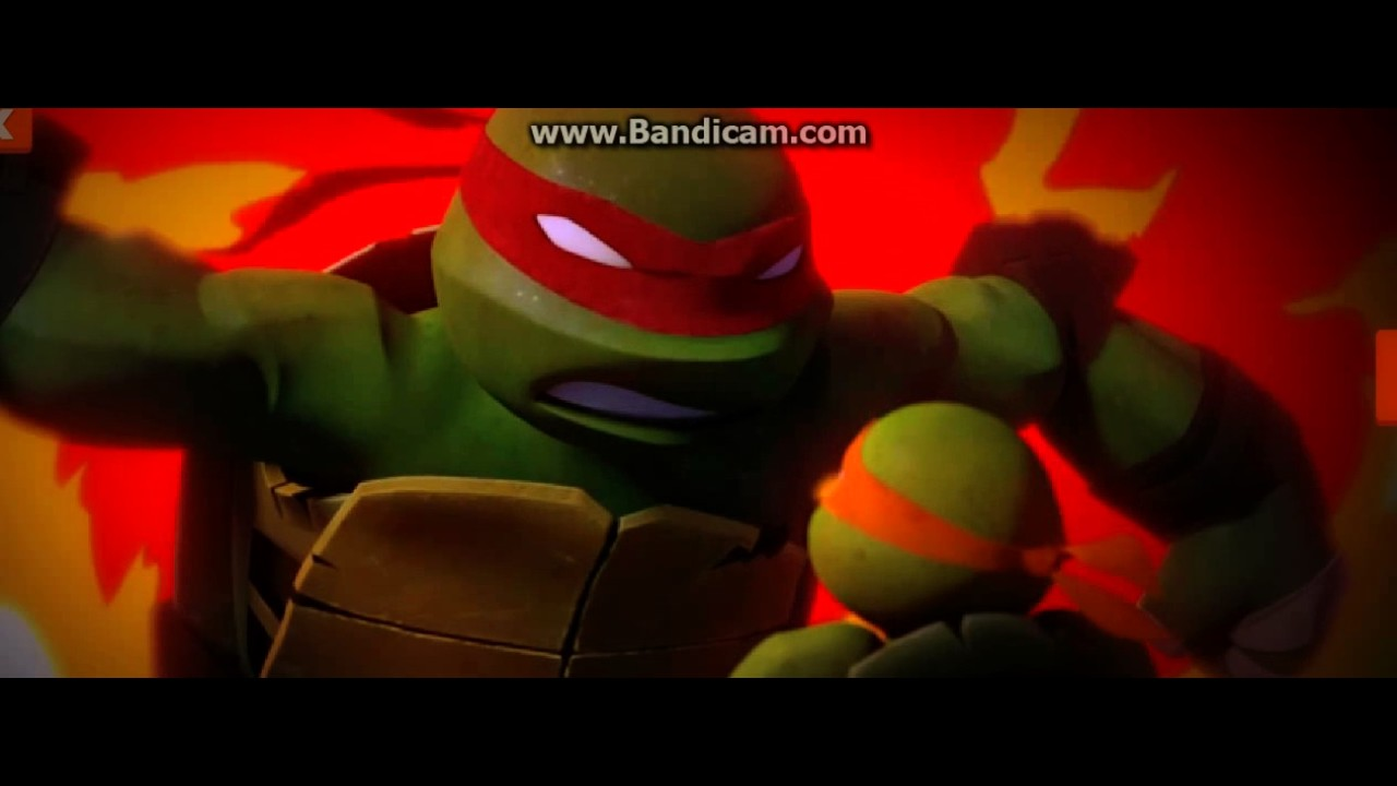 Mikey Gets Raph Mad Youtube