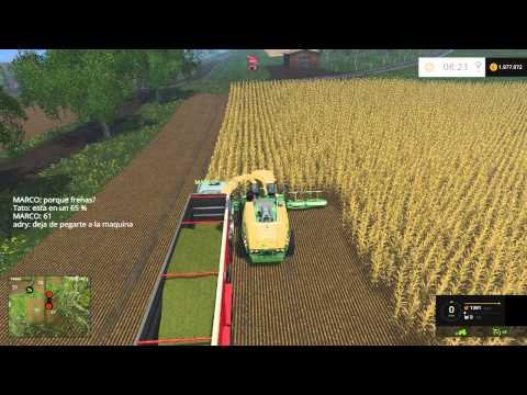 Ccoperativa Argentina part5 Farming Simulator 2015