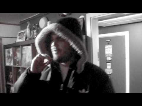Stor lägger en freestyle efter powernap...