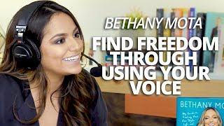 Find Freedom Through Using Your Voice with …
