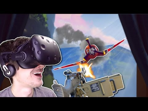 INTENSE PLANE BATTLE & CRASH! - I Expect You To Die VR Gameplay - Secret Agent VR spy game |
