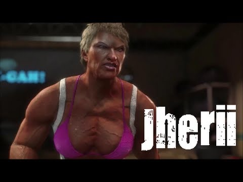 Dead Rising 3's Psycho boss battle: Jherii Gallo - Xbox One
