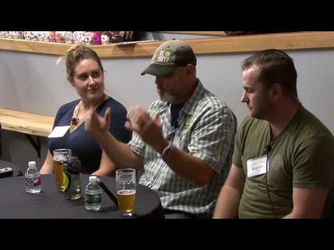 Craft Brewer Entrepreneurs at 3Cross Brewing Company | The Venture Forum October 2016