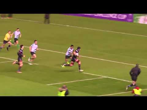 HIGHLIGHTS | Edinburgh Rugby v Krasny Yar