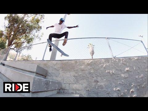 Johnny Jones - Chocolate Skateboards' Flow Skater