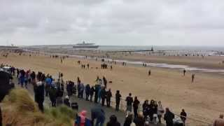 Three Queens In Liverpool : Time Lapse
