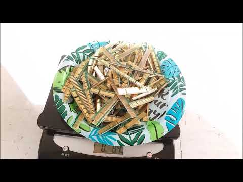 Getting started in gold recovery from electronic waste - part 1