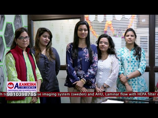 Dr. Savita Ojha has done her #training at Akanksha IVF Centre Delhi