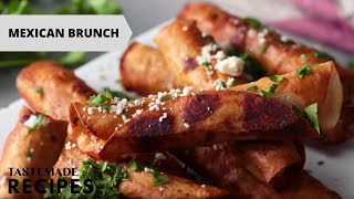 Throw Your Own Mexican-Inspired Brunch with These 3 Recipes
