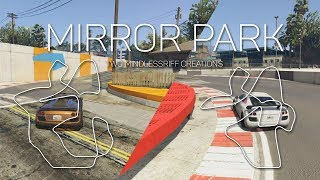 Скачать Mirror Park Combination GTA V Track Laps PC