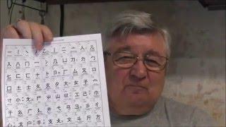 Учим китайский язык. Урок 4. Ключевые иероглифы