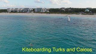 Winter Trip: Turks and Caicos Kiteboarding