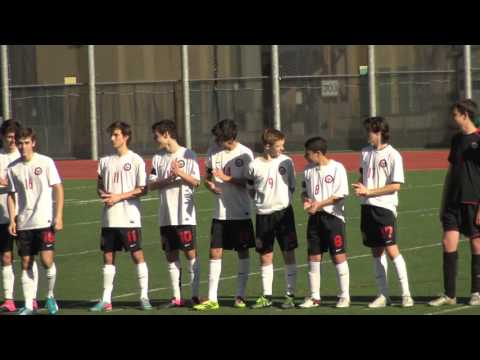 Marin Academy 2016 Varsity Soccer