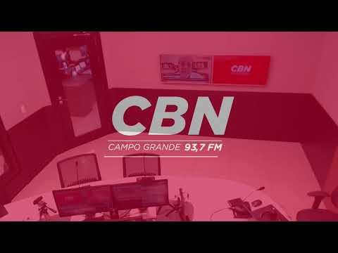 CBN Campo Grande (27/05/2020): com Ginez Cesar