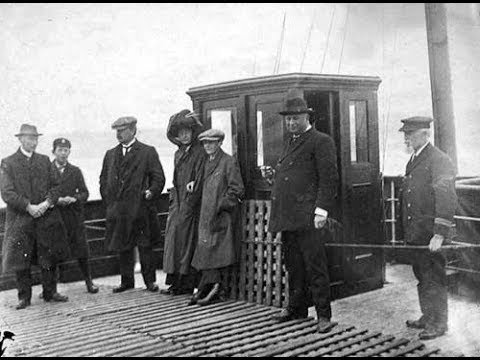 The Real Titanic - Unseen photos (1912)