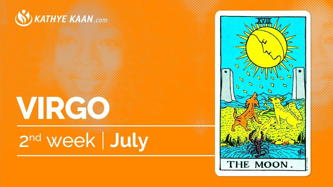 virgo weekly 6 to 12 horoscope tarot