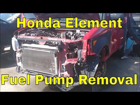 [WQZT_9871]  Honda Element Fuel Pump Removal - YouTube   2004 Honda Element Fuel Filter      YouTube