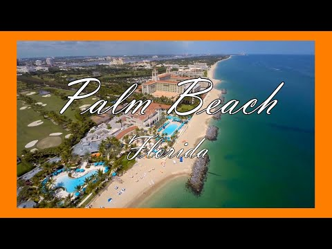 Palm Beach Florida Tour | The Breakers Hotel And Worth Avenue (2020)