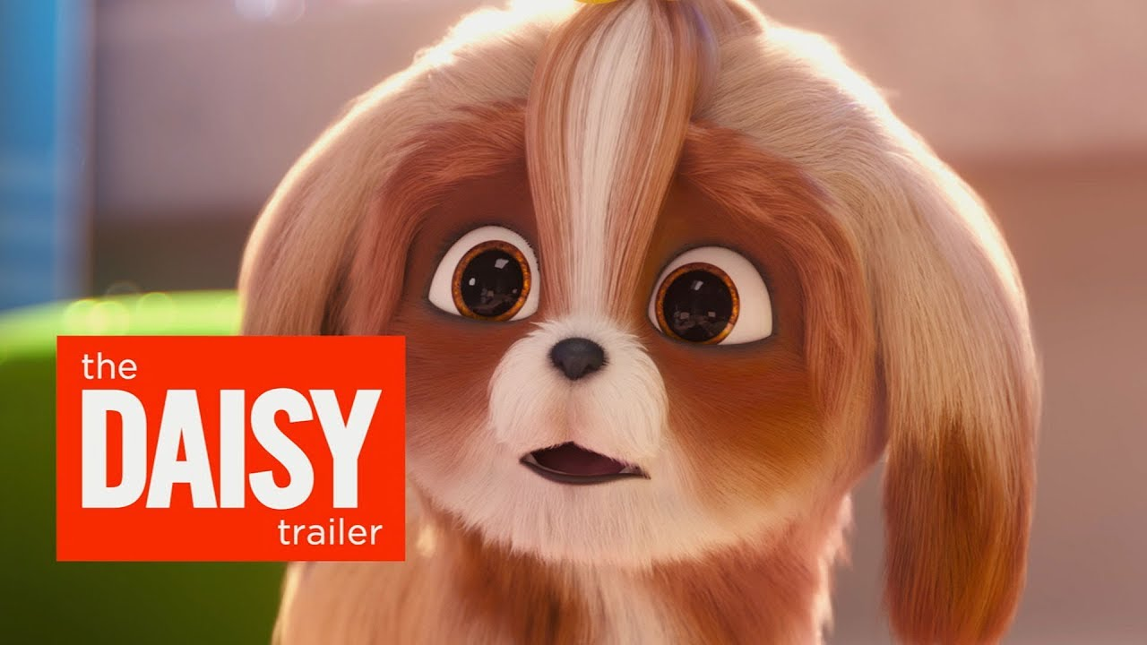 The Secret Life Of Pets 2 Daisy Trailer Youtube