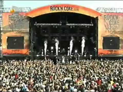 Hayko Cepkin Rock'n Coke 2009-Kaos-www.haykolik.net
