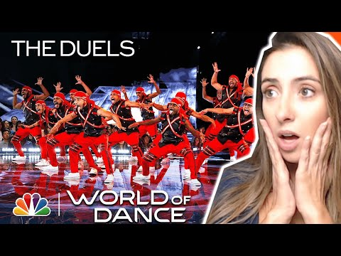 DANCER REACTS! The Kings'