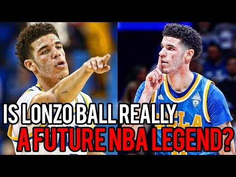 Does Lonzo Ball DESERVE To Be the NBA Draft's #1 Pick?