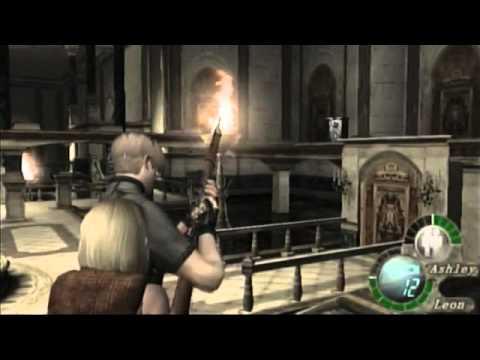 Let's Play Resident Evil 4 Part 19: SUPLEX!