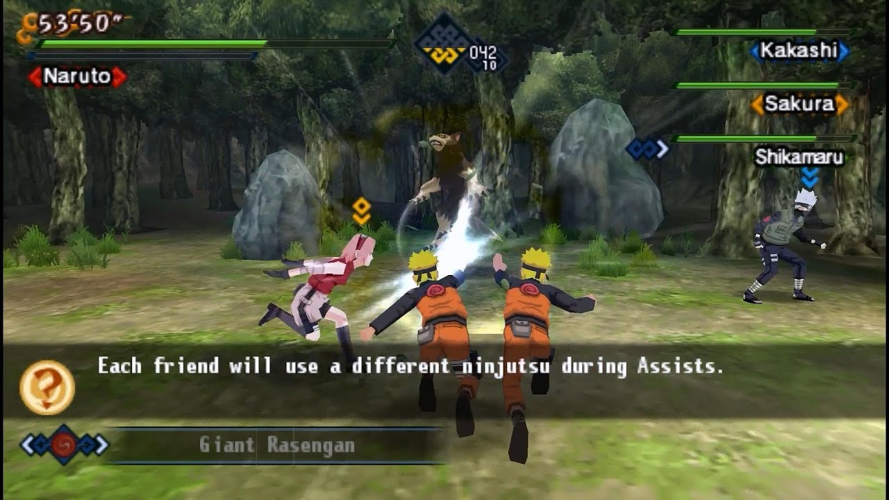 PPSSPP Emulator 0 9 6 2 | Naruto Shippuden: Kizuna Drive [1080p HD] | Sony  PSP by Free Emulator