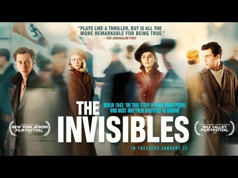The Invisibles (2019) Official Trailer HD Drama Movie