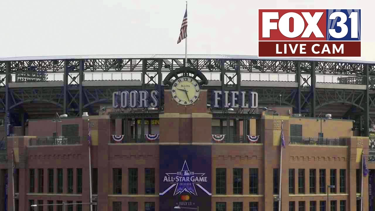 Live Cam: All-Star Game countdown at Coors Field in Denver