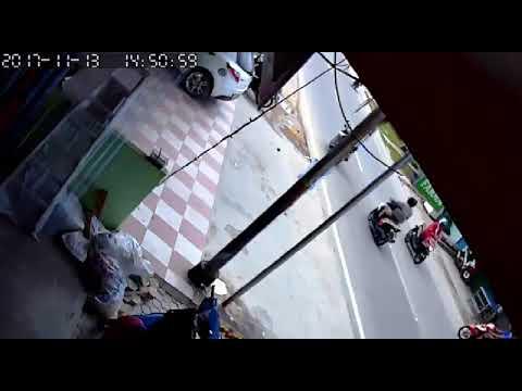 Kecelakaan di Tanjung balai karimun