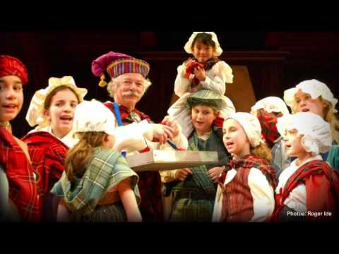 The Christmas Revels - A Scottish Celebration of the Winter Solstice