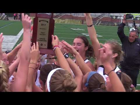 Field Hockey Wins The 2017 ECAC Championship