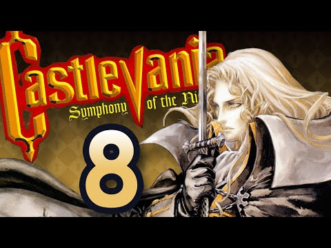 Soul Steal, Dammit! : Castlevania: Symphony Of The Night : PART 8 - KeyQuest